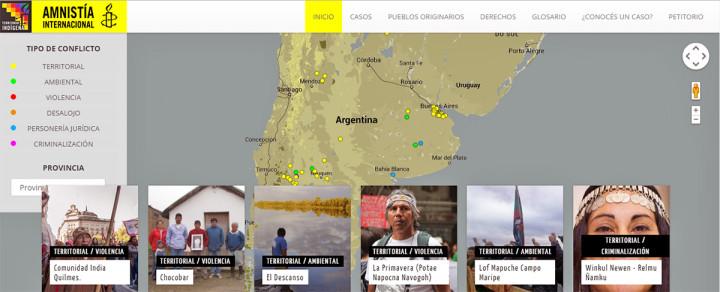 Pueblos originarios: la Argentina negada