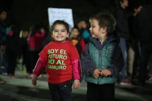 En Jáchal, San Juan, 6.500 vecinos unidos en un solo grito: ¡Fuera Barrick!
