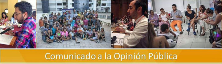 Comunicado de los Jóvenes Positivos de Latinoamérica y el Caribe