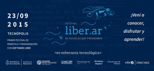Festival de Robótica y Programación «Liber.ar»