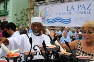 Líderes religiosos de Cuba convocan oración por la paz y la convivencia