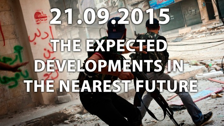 International Military Review – Syria, Sep. 21, 2015: Forecasting the Syrian War