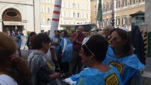 Presidio contro lo Sblocca Italia e i nuovi inceneritori