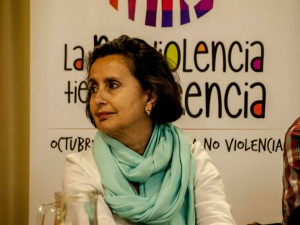 ProMosaik entrevistó a la activista por la paz Pía Figueroa Edwards