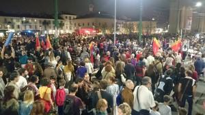 Noi a Milano con i profughi eritrei, siriani, iracheni, somali…