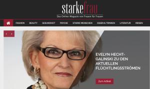 starkeFrau: Interview mit der Macherin des Online-Magazins von Frauen für Frauen