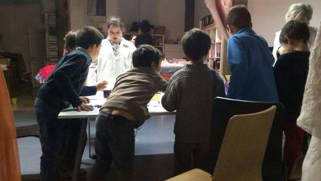 Μικροί αλχημιστές: εκπαιδευτική αλχημεία για παιδιά