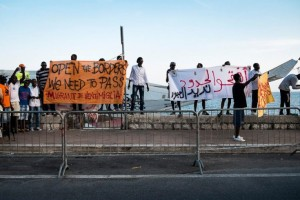 Domenica 6 fiaccolata a Firenze per i rifugiati di Ventimiglia