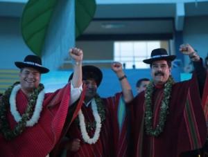 Tiquipaya plantea a COP21 cambio de paradigma y tribunal internacional ambiental