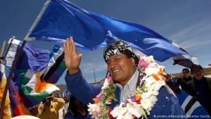 Vía libre para referéndum sobre reelección de Evo Morales