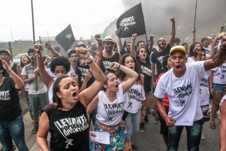 Brasil: Um Levante Popular de base para a juventude tomar o poder