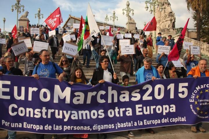 Euromarce: l'ottavo giorno si arriva in Francia