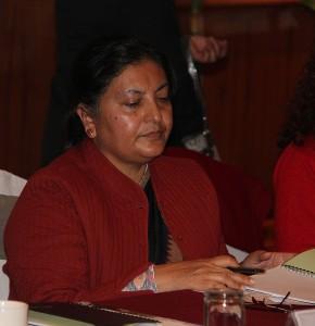 Nepal: una donna presidente per guardare al futuro