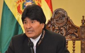 Evo Morales encaminha lei anti-especuladores