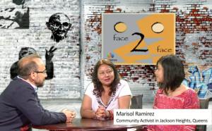 Marisol Ramirez  on Face 2 Face