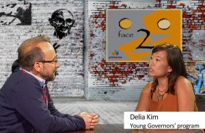 Delia Kim on Face to Face