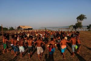 Contro la diga che distrugge il popolo Munduruku