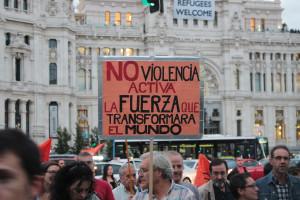Humanistas piden a parlamentarios europeos trabajar por cultura de paz y no violencia