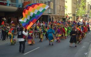 Whipala: bandera de los pueblos originarios andinos