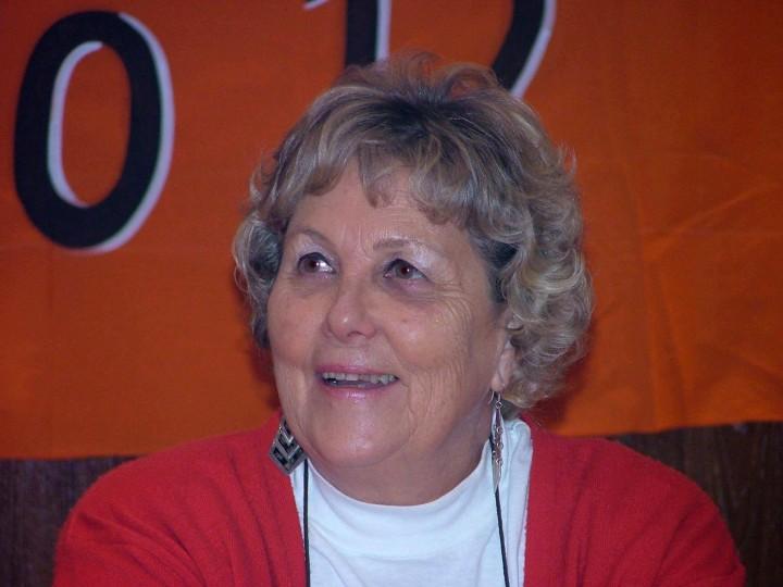 Mariana Uzielli auf der Reise zum Licht