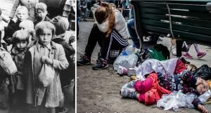 Divulgación transgeneracional del trauma o la larga sombra de la guerra