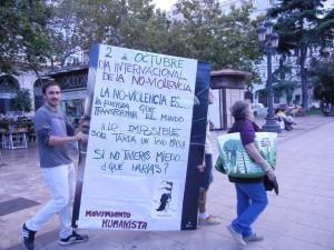 Valencia se suma al pedido por los desplazados