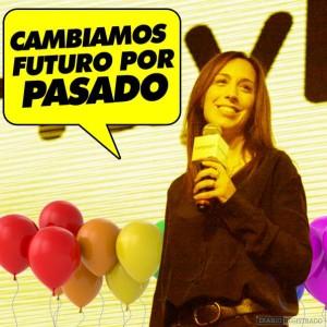 Argentina: non ho votato per Scioli