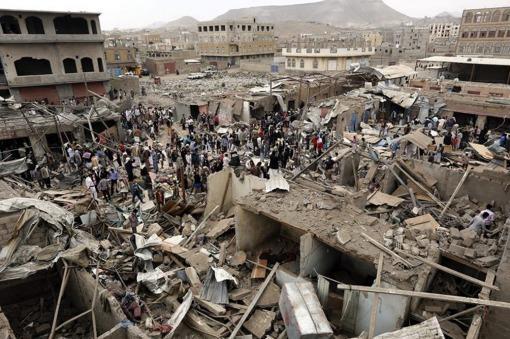 Reino Unido está en guerra con Yemen y nadie lo sabe