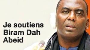 Mauritania: allerta per la salute di Biram Dah Abeid