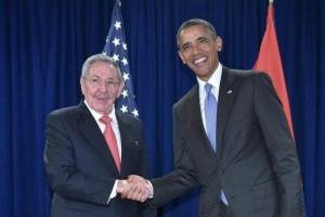 Celebram na ONU aproximação CUBA-EUA
