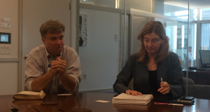 When Peace Activists Met With the U.S. Institute of Peace