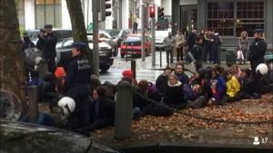 Τριάντα συλληφθέντες στις Ευρωπορείες, στις Βρυξέλλες