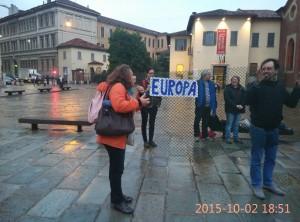 2 ottobre a Milano, l'Europa dell'accoglienza