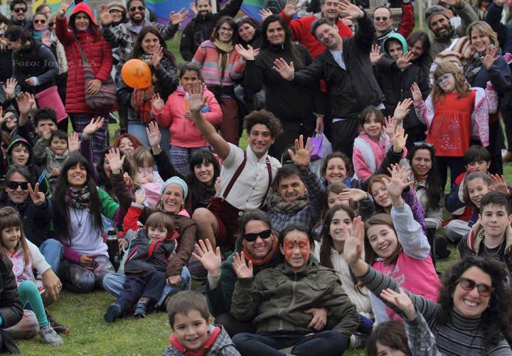 Mar del Plata festeja la no violencia