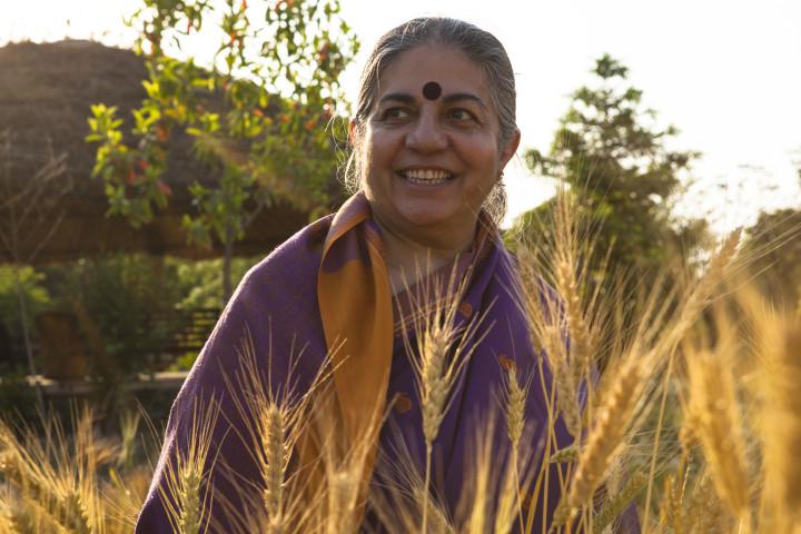 Per un'agricoltura e un'alimentazione libera da veleni: il tour italiano di Navdanya International con Vandana Shiva
