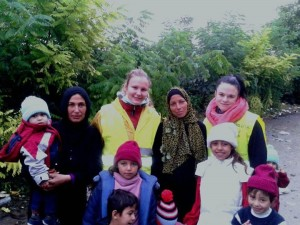 Repubblica Ceca, i volontari si auto-organizzano per aiutare i profughi