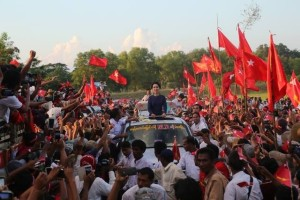 Myanmar's opposition NLD confident of victory