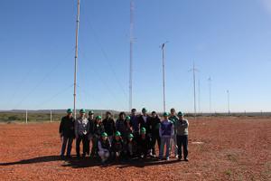 El INTI reunió a expertos de aerogeneradores de baja potencia