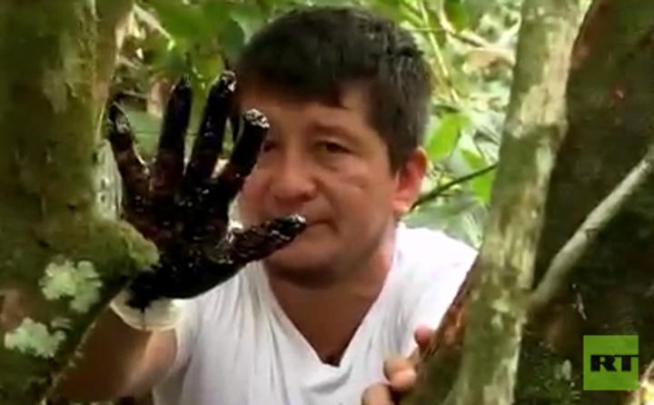 Geschmierter Fall: Chevron prellte Opfer von Ölverschmutzung in Ecuador
