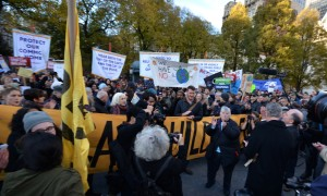 Global Climate March in NYC