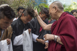 "Dalai Lama:  ""…do not expect help from God, Buddha or the governments"""