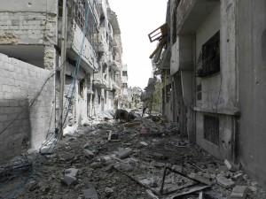 Krieg ist Terror: Attac Deutschland lehnt Militärintervention in Syrien ab