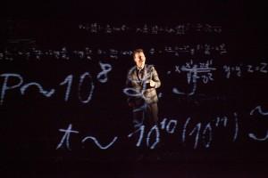 Hundert Jahre Allgemeine Relativitätstheorie – Wissenschaft macht Theater
