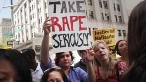 EEUU: 400.000 casos de violación no investigados