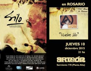 """Se estrena la película """"Silo"""" en el cine Arteón de Rosario"""