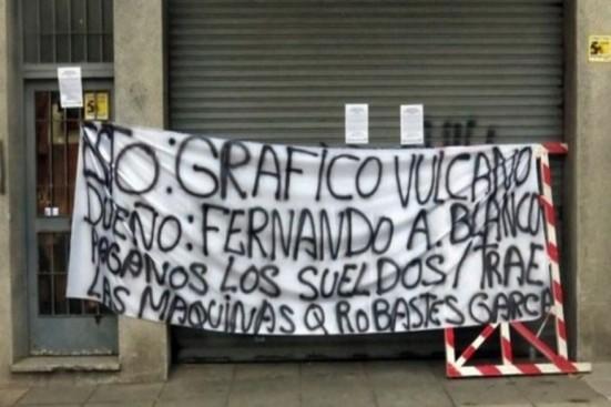 Habilitada por la Justicia, una empresa gráfica podrá volver a producir en Buenos Aires