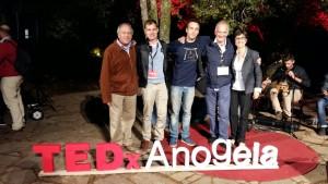 Tomás Hirsch en TEDx Anogeia: Saltar por sobre el temor