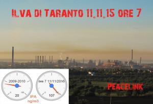 """PeaceLink chiede i """"Wind Days per i cittadini"""" a Taranto"""