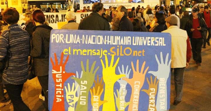 Pedido mundial por desplazados en Madrid