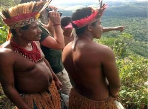 Indios, i custodi dell'Amazzonia